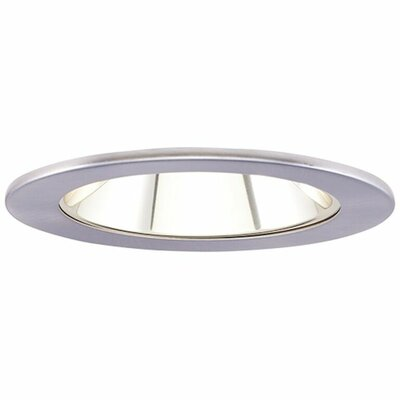 Low Voltage Adjustable Reflector 4 Recessed Trim Finish: Gold/Nickel