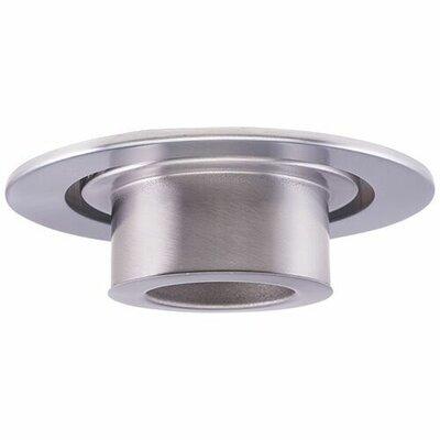 Adjustable Spot 4 LED Recessed Trim Trim Finish: Nickel