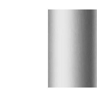 Phenolic Metal Baffle 4 Recessed Trim Finish: White/Nickel
