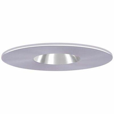 Adjustable Reflector Pinhole 4 LED Recessed Trim Trim Finish: Nickel/Chrome