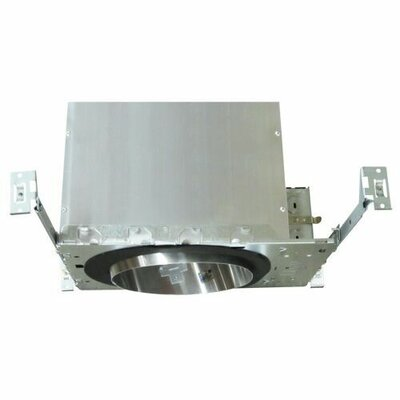 Sloped Medium IC Airtight Double Wall New Construction Recessed Housing
