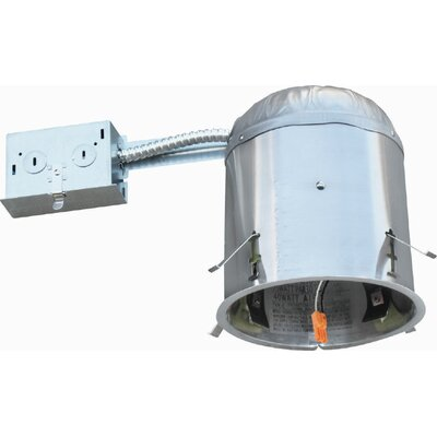 Airtight IC Remodel Fr LED Recessed Housing