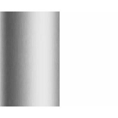Phenolic Metal Baffle 4 Recessed Trim Finish: Nickel/White