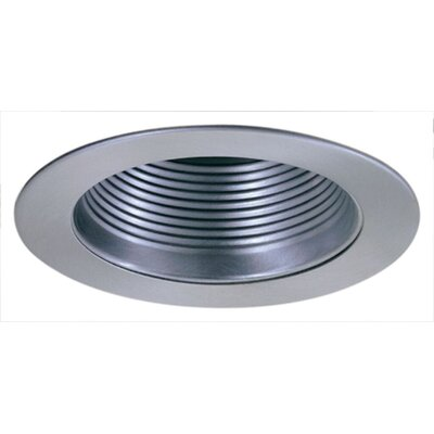 Phenolic Baffle 4 Recessed Trim Finish: Nickel