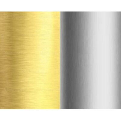 Reflector 4 Recessed Trim Trim Finish: Gold/Nickel