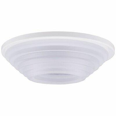 Decorative LED Recessed Trim Trim Finish: White