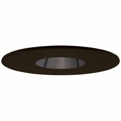 Adjustable Reflector Pinhole 4 LED Recessed Trim Trim Finish: Bronze/Black
