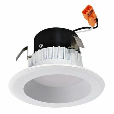 Round Insert Reflector 3 LED Recessed Retrofit Downlight