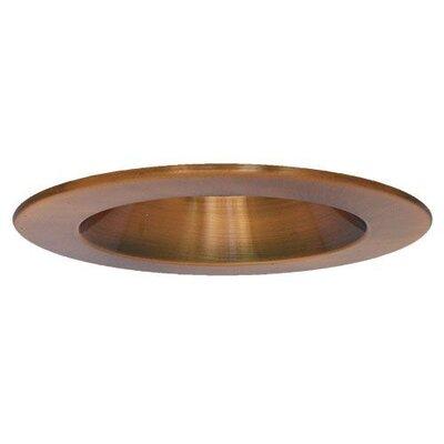 Reflectors 4 Recessed Trim Trim Finish: Copper