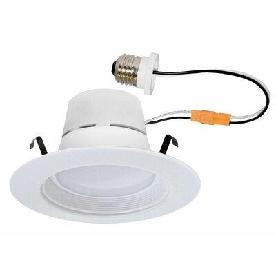 Insert 4 LED Recessed Retrofit Downlight
