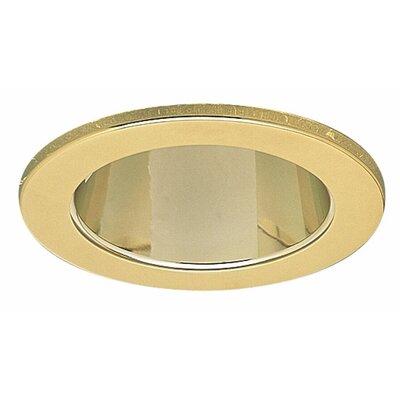 Reflector 4 Recessed Trim Trim Finish: Gold