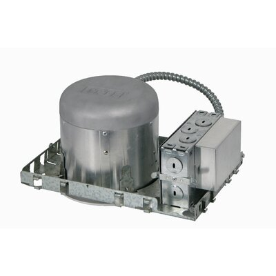 Airtight IC Shallow Recessed Housing