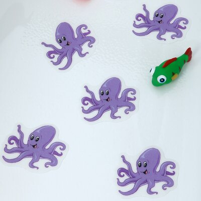 Octopus Tub Tattoo