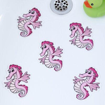 Seahorse Tub Tattoo