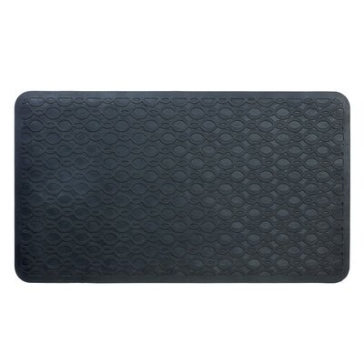 Safety Bath Mat Color: Black