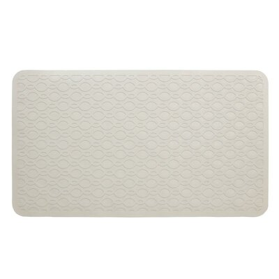 Safety Bath Mat Color: Tan