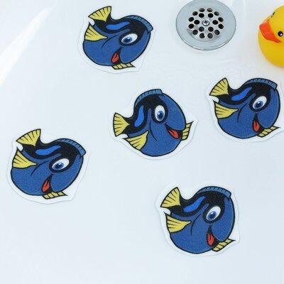 Tang Fish Tub Tattoo Shower Mat