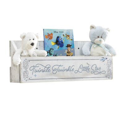 """Spain Little Star Children's 9"""" Bookshelf 8076D4EA4BB847C5A7A3A80D80647002"""