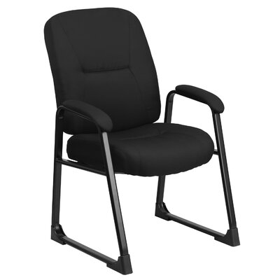 Buster Big and Tall Reception Chair