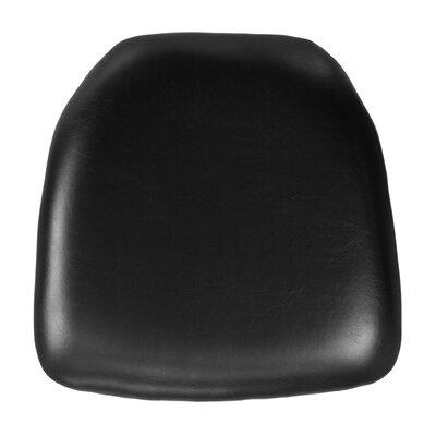 Chiavari Chair 2.75 Thick Hard Cushion Color: Black