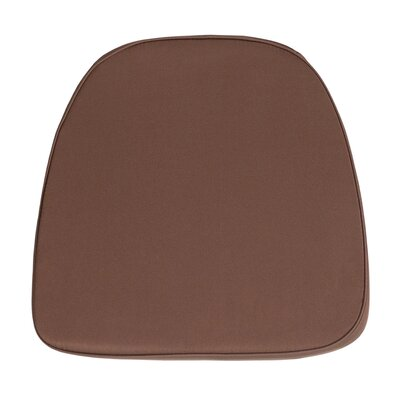 Chiavari Chair Soft Cushion Color: Brown