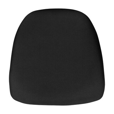 Chiavari Chair 2 Thick Hard Cushion Color: Black