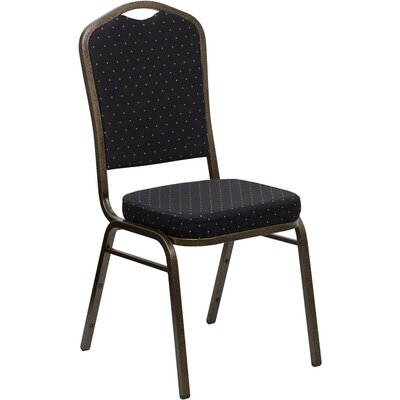 Taylor Crown Banquet Chair Seat Color: Gold