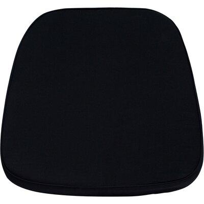 Chiavari Chair 15 Soft Cushion Color: Black