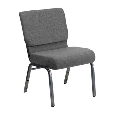 Taylor Stacking Church Chair Seat Color: Gray