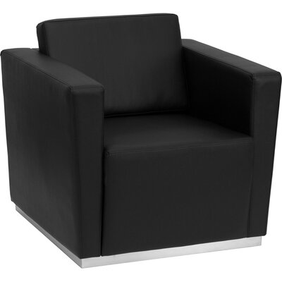 Hercules Trinity Series Leather Reception Chair