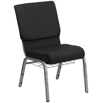 Taylor Church Chair Seat Color: Black