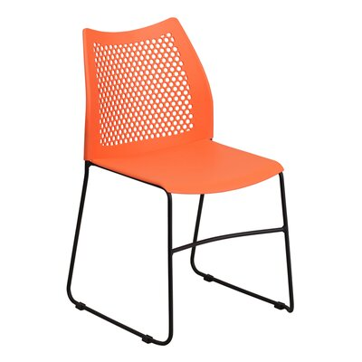 Ash Stacking Chair