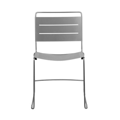 Taylor Side Chair Finish: Sliver