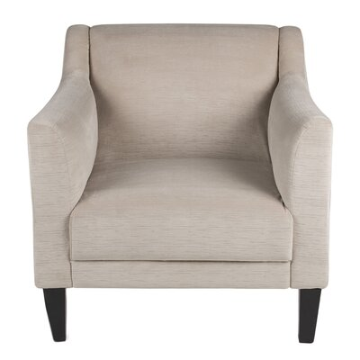Grotto Armchair Upholstery: Empire Stone