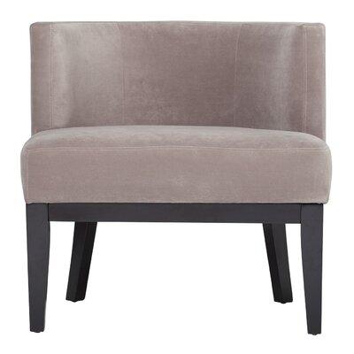 Arris Barrel Chair Upholstery: Pumice