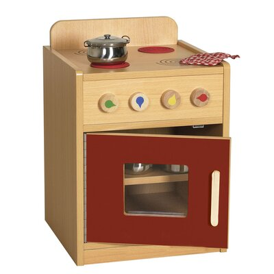 Colourful Essentials Play Kitchen Appliance OF-ELR-0746-RD