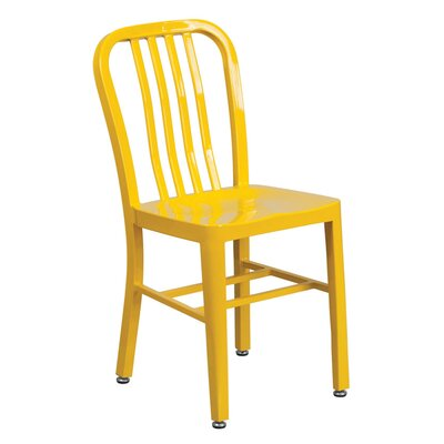 Dining Chair Color: Yellow