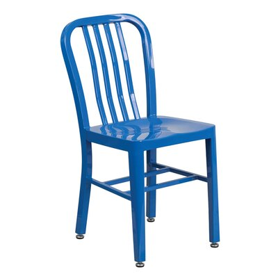 Dining Chair Color: Blue