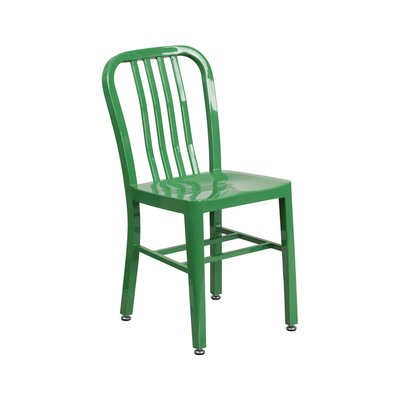 Dining Chair Color: Green