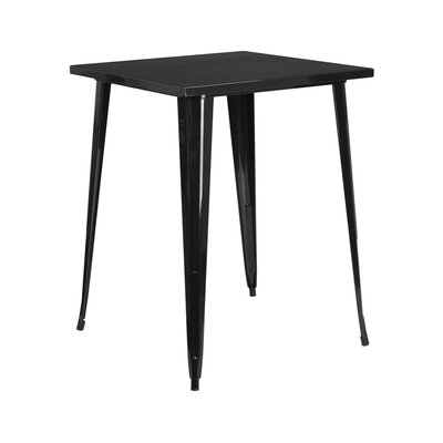 Pub Table Finish: Black