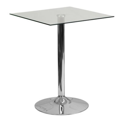 Delora Glass Dining Table