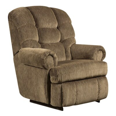 Mariemont Manual Recliner Upholstery: Basil