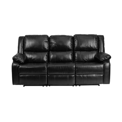 Harmony Series Leather Reclining Sofa