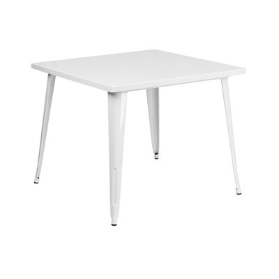 Dining Table Color: White