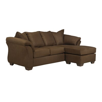 Olesen Sectional Upholstery: Cafe