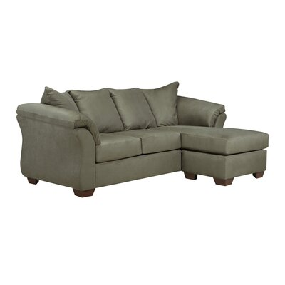 Olesen Sectional Upholstery: Sage