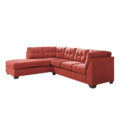 Derosa Sectional Upholstery: Sienna