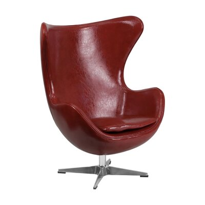 Baxley Lounge Chair with Tilt-Lock Mechanism