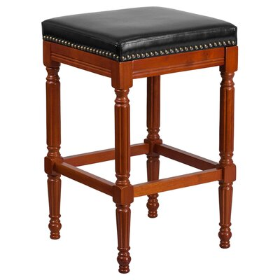Umar High Backless 30 Bar Stool