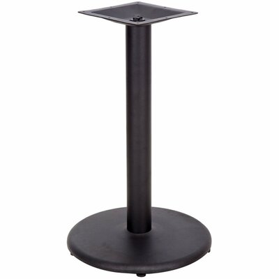 18 Round Restaurant Table Base with 3 Dia Table Height Column